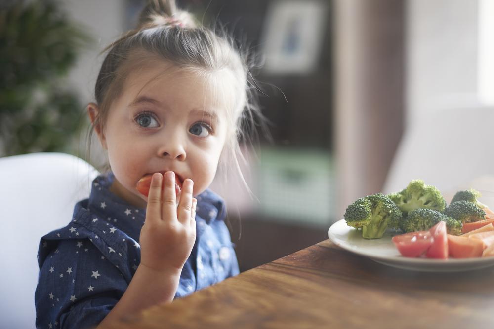 Kindliches Essverhalten – Is(s)t mein Kind normal?