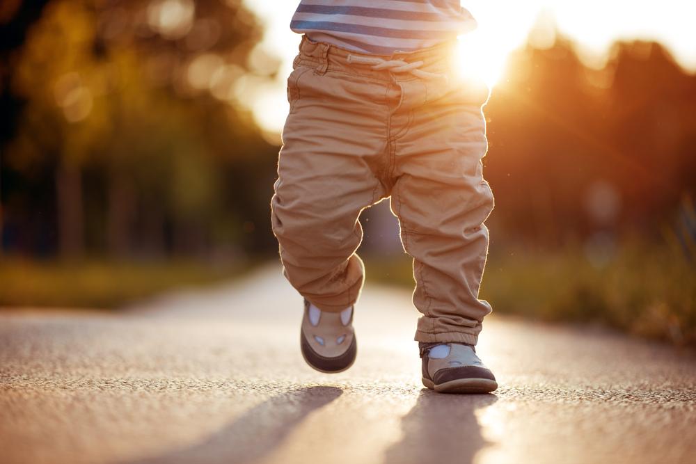 Wonach du die ersten Schuhe deines Kindes aussuchen solltest