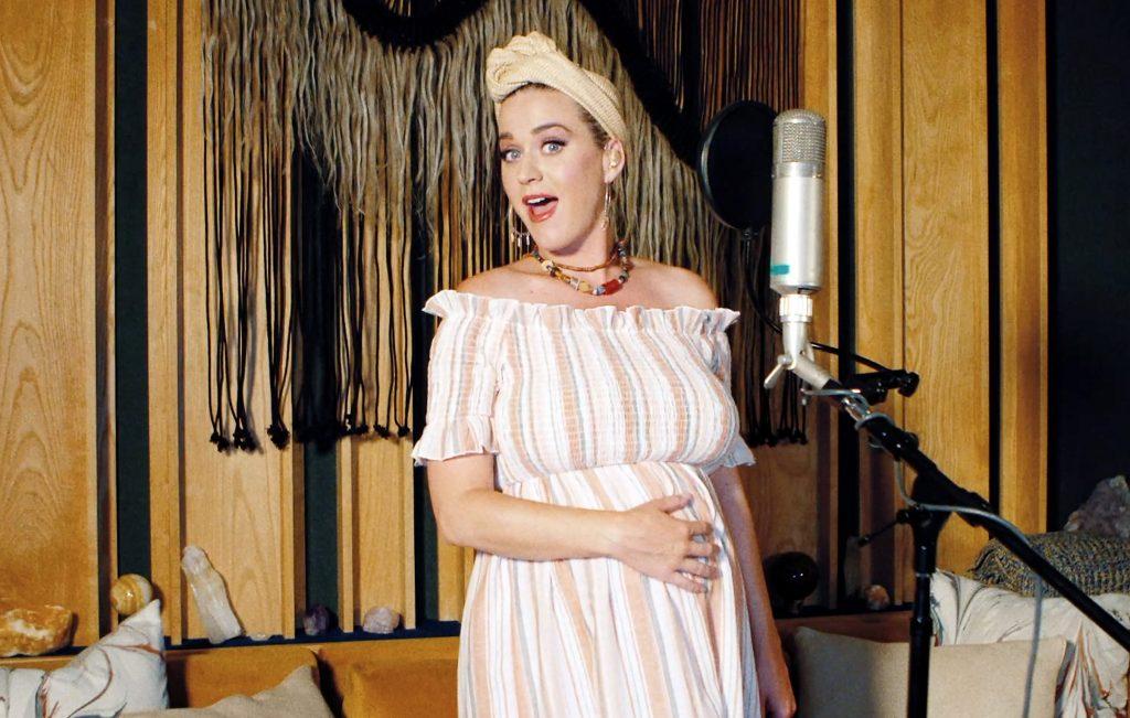 Babyzimmer: Katy Perry zeigt Fans einen Sneak Peak