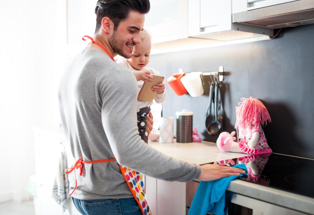 5 Tipps und Tricks die dir den Haushalt mit Kleinkind erleichtern