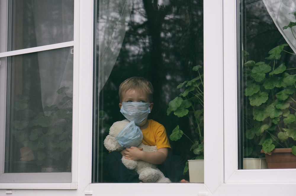 Corona: Kinder sollen alleine (!) isoliert werden