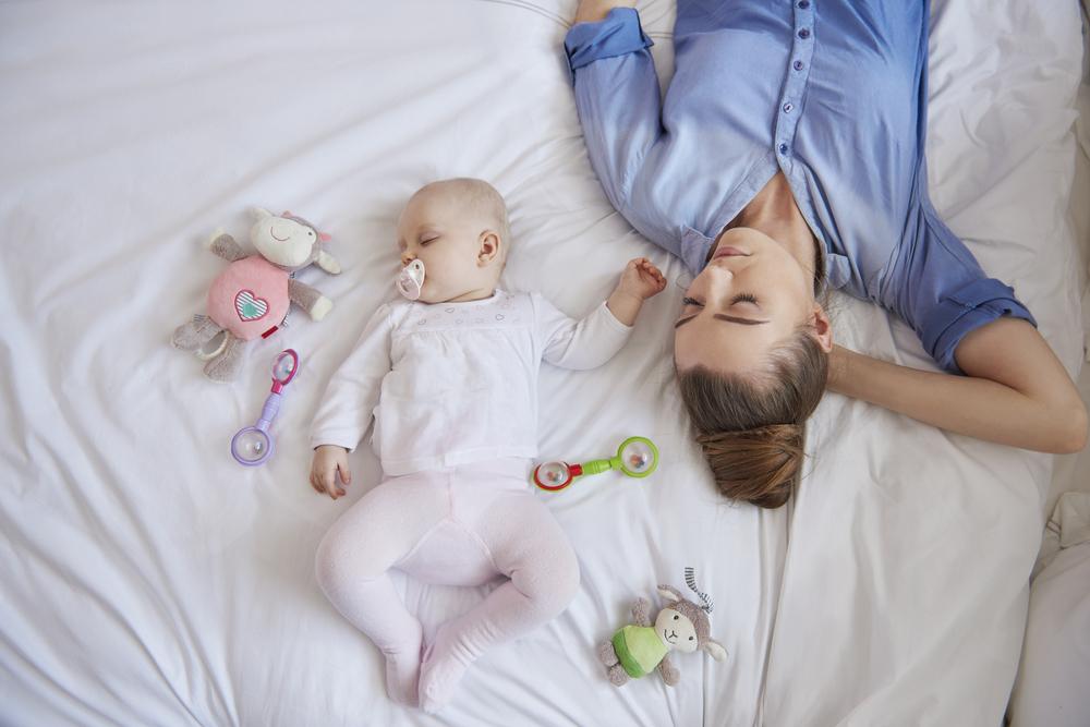 5 Tipps, wie du den Alltag mit Baby in den Griff bekommst