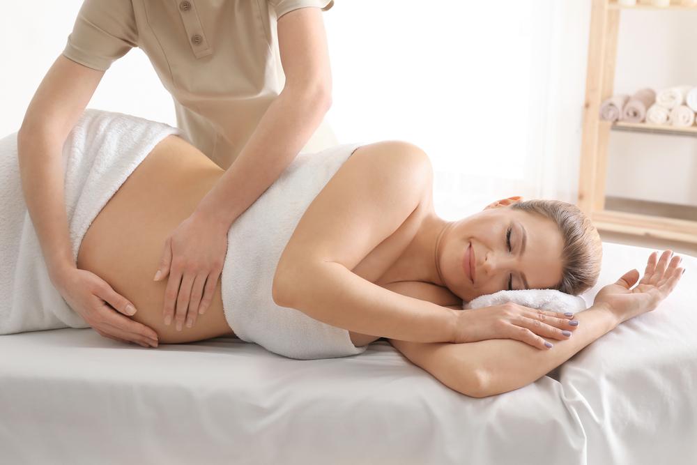 Dürfen Schwangere zur Massage?