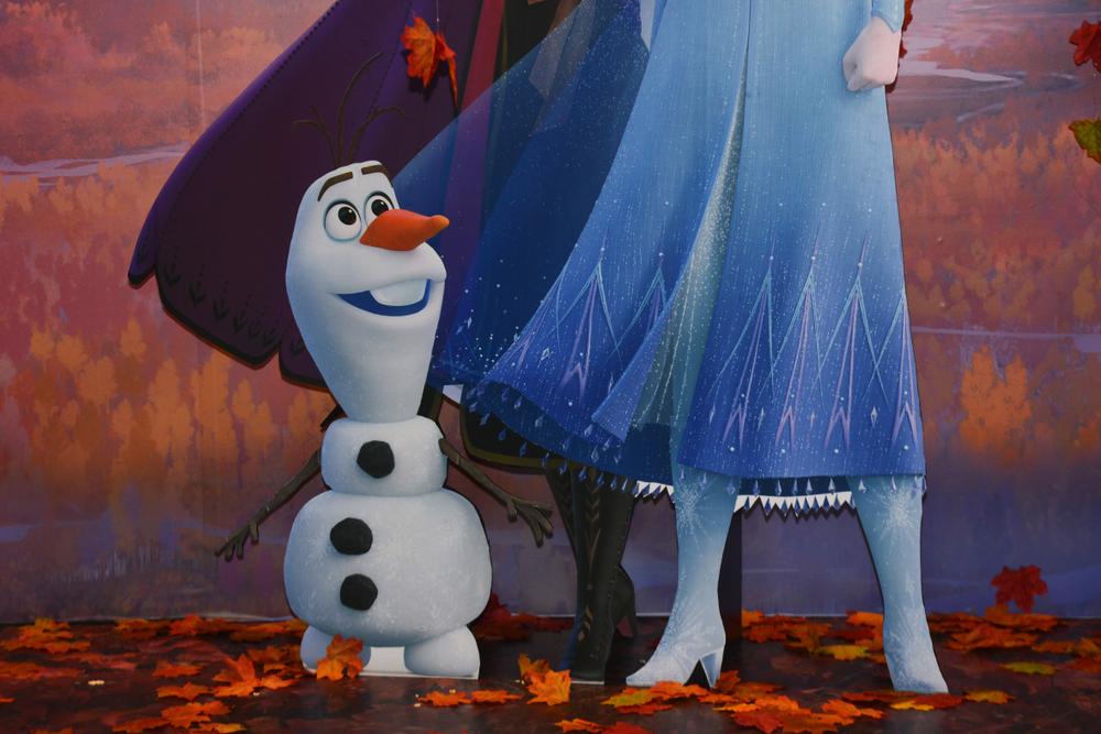 Frozen: Film mit Schneemann Olaf kommt