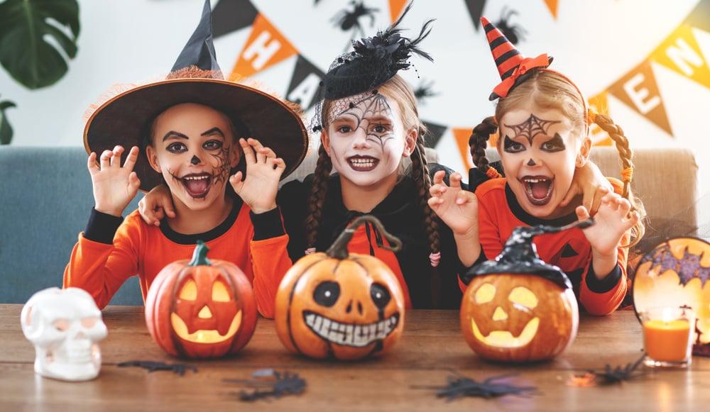 5 Dinge, die bei einer Halloweenparty nicht fehlen dürfen