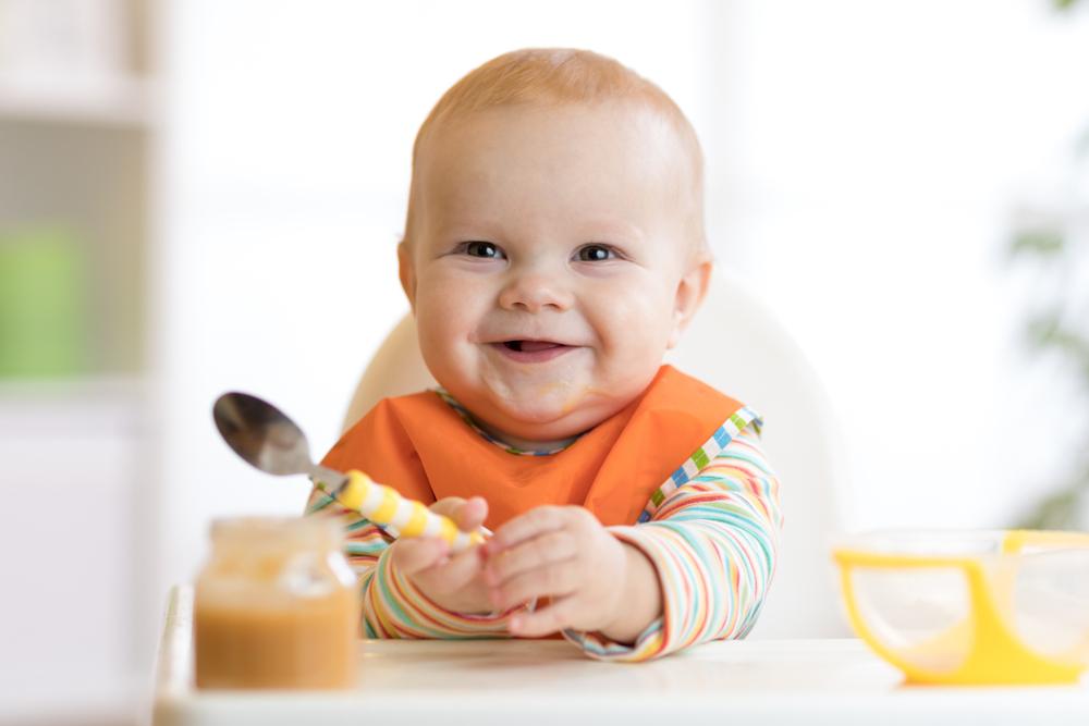 Herbstgemüse für Babys Beikost